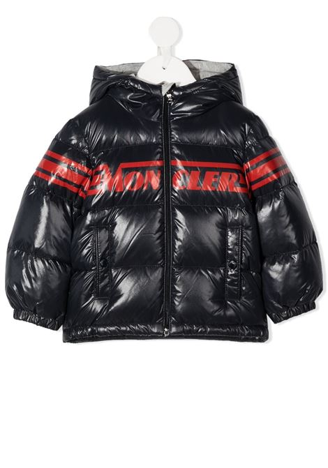 Black jacket MONCLER | JACKETS | 1A5172068950742