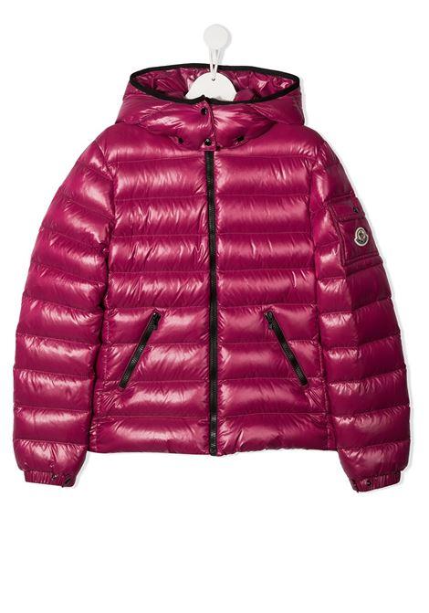 Purple jacket MONCLER | JACKETS | 1A52710T68950485
