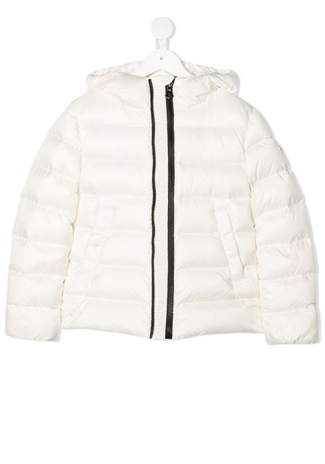 White jacket MONCLER | JACKETS | 1A5351053048034