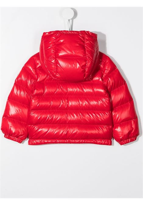 Red jacket MONCLER | PADDED JACKET | 1A5352068950455