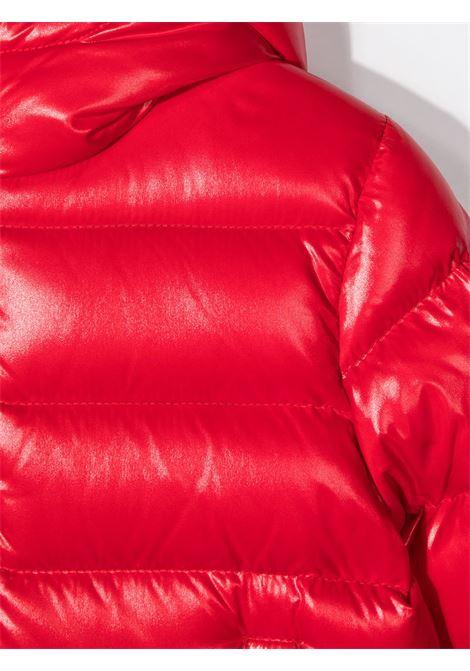 Giubbino rosso MONCLER | PIUMINI | 1A5352068950455