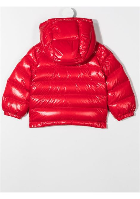 Red jacket MONCLER | PADDED JACKET | 1A53520B68950455