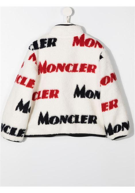 Giacca bianca MONCLER | GIUBBOTTI | 1A602208909J074