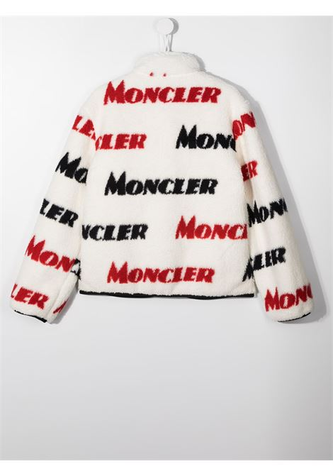 Giacca bianca MONCLER | GIUBBOTTI | 1A60220T8909J074