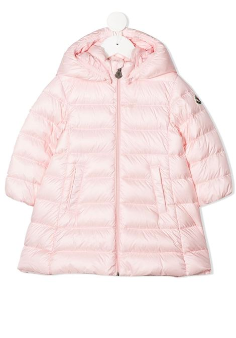 Pink jacket MONCLER | PADDED JACKET | 1C5051053048503