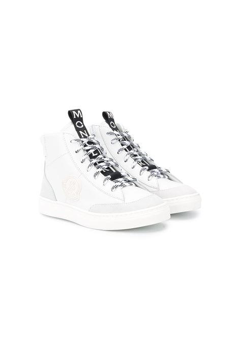 Sneakers  bianca MONCLER | SNEAKERS | 4M7060002SM0001