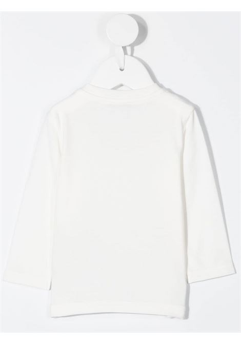 White t-shirt MONCLER | JERSEYS | 8D71110B8790M034