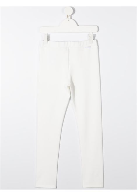 Pantalone bianco MONCLER | PANTALONI | 8H72110829F4034