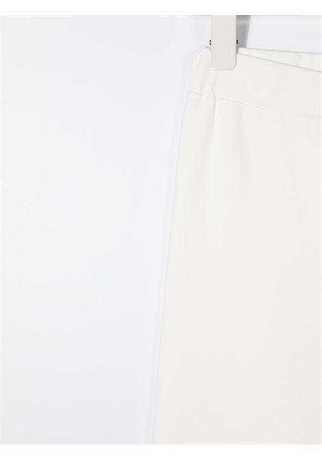 Pantalone bianco MONCLER | PANTALONI | 8H72110T829F4034
