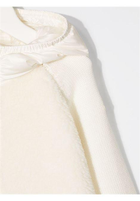 Giacca bianca MONCLER | CARDIGAN | 9B50410A9474034