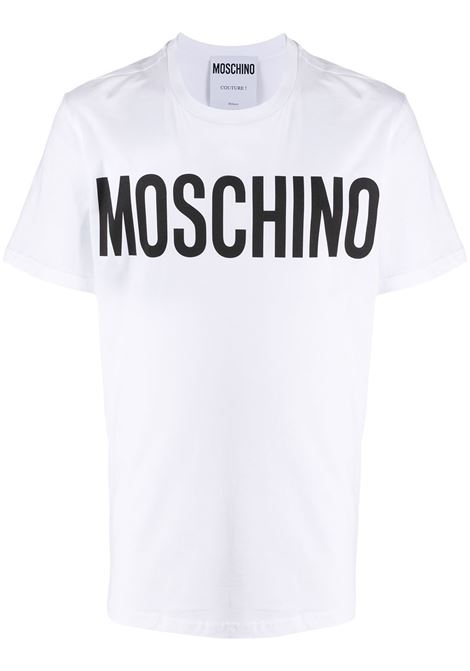 White t-shirt MOSCHINO |  | A070552402001