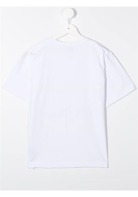 Maglia bianca MOSCHINO | T-SHIRT | H5M029LBA1210101
