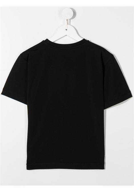 Maglia nera MOSCHINO | T-SHIRT | H5M029LBA1260100