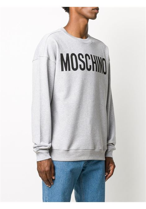 Gray sweatshirt MOSCHINO |  | J171852271485