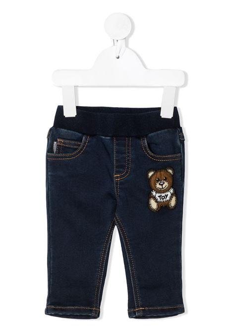 Jeans blu MOSCHINO | PANTALONI | MMP032LDE0740016