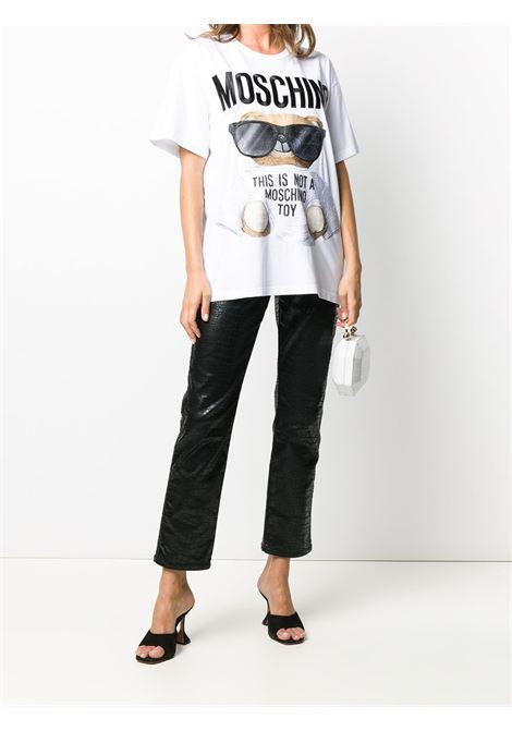 White t-shirt MOSCHINO |  | V070655401001