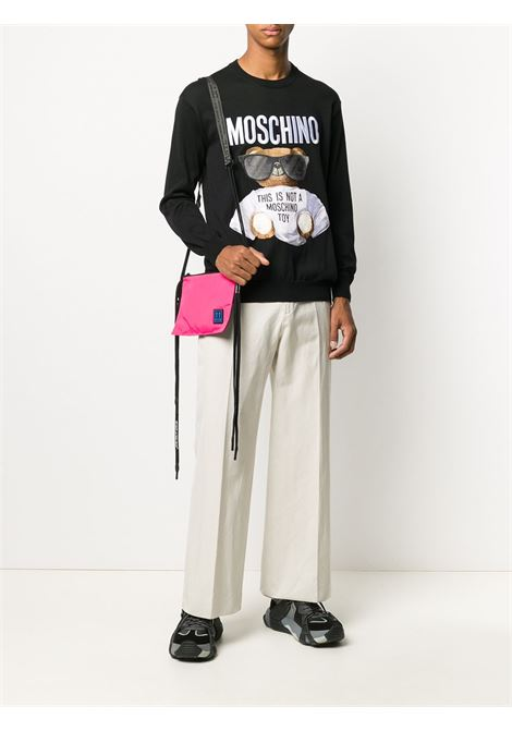 Black sweatshirt MOSCHINO |  | V09035201555