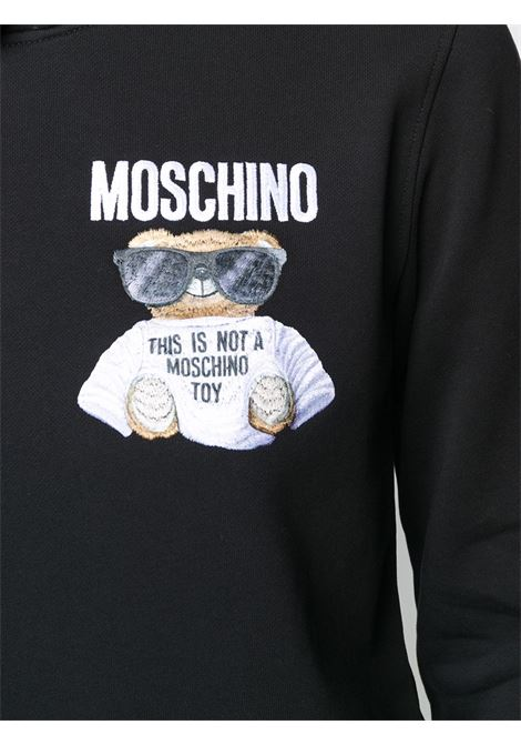 Black sweatshirt MOSCHINO |  | V170955271555