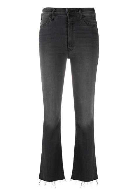 Pantalone grigio MOTHER | JEANS | 1117180ALUL