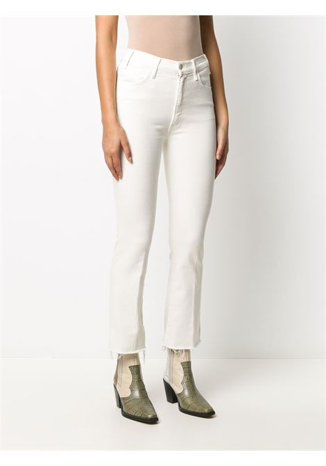 Jeans bianco MOTHER | JEANS | 1117753ACFS