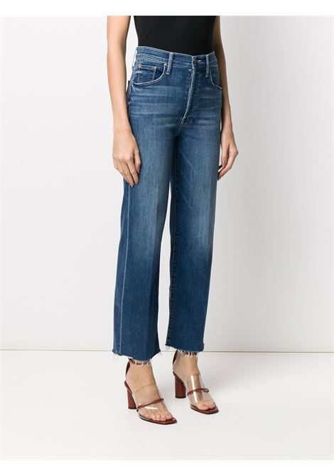 Jeans blu MOTHER | JEANS | 1687104GVI