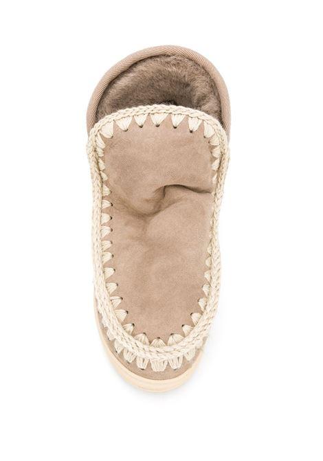 Eskimo ankle boots, MOU      FW111000AELGRYELGRY