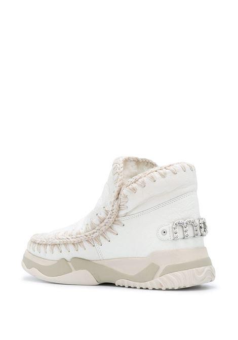 Stivali bianchi MOU | STIVALETTI | FW201013CWXWHIWXWHI
