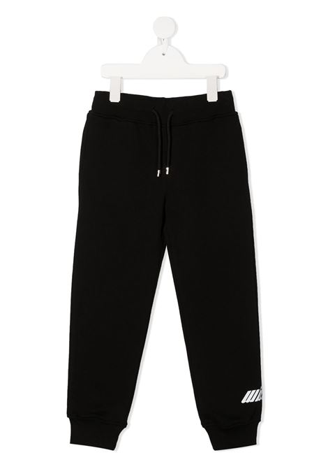 Pantalone nero MSGM | PANTALONI | 025029110