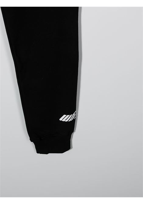 Pantalone nero MSGM | PANTALONI | 025029T110