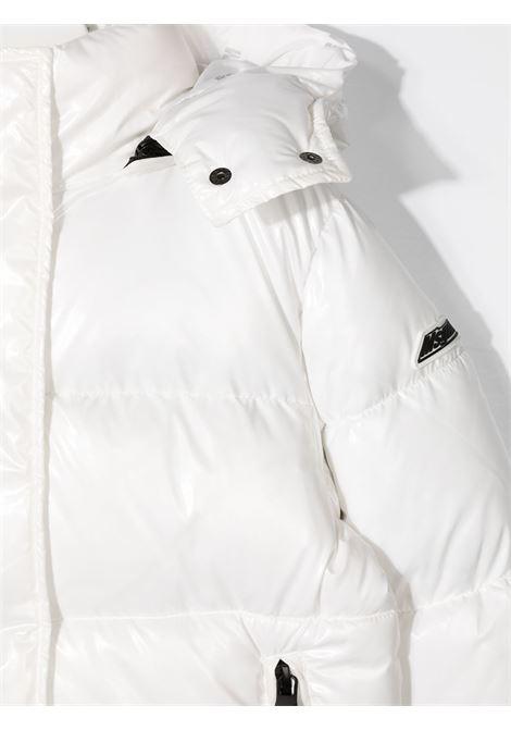 Giubbino bianco MSGM | PIUMINI | 025048001