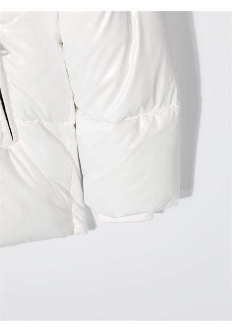 Giubbino bianco MSGM | PIUMINI | 025048T001