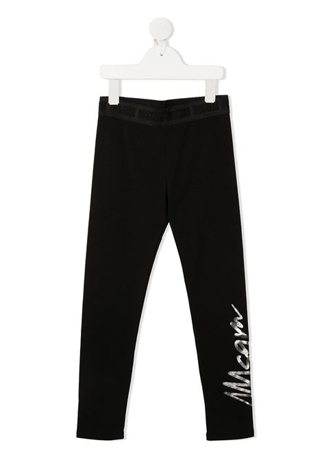 Black leggings MSGM | LEGGINGS | 025187110