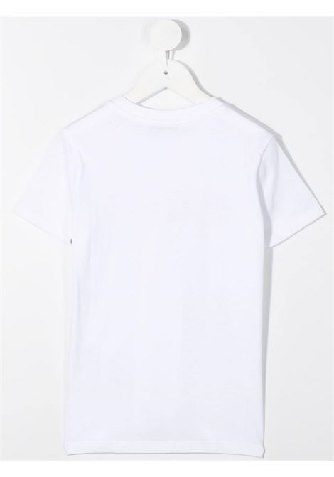 Maglia bianca MSGM | T-SHIRT | 025188001