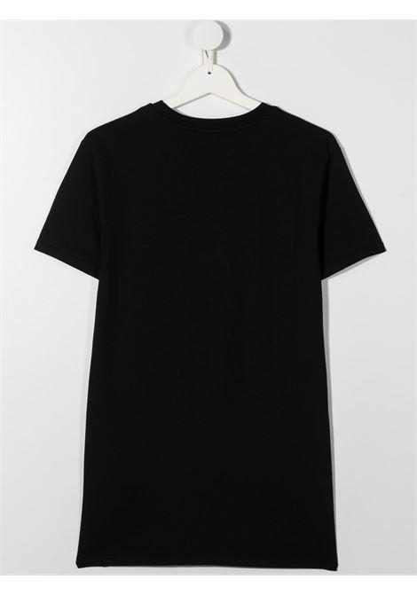 Black t-shirt MSGM | T-SHIRT | 025188T110