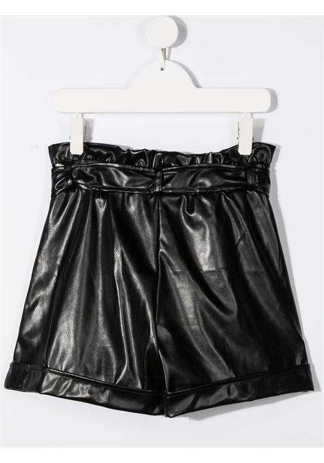 Pantaloncini neri MSGM | SHORTS | 025318110