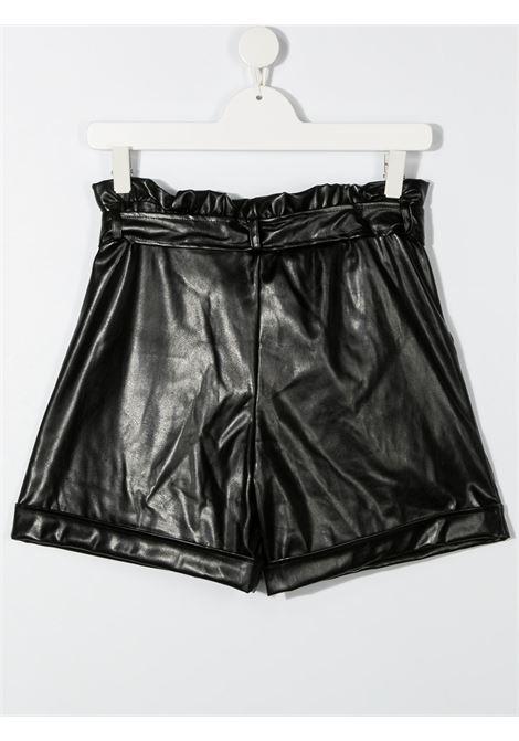 Pantaloncini neri MSGM | SHORTS | 025318T110