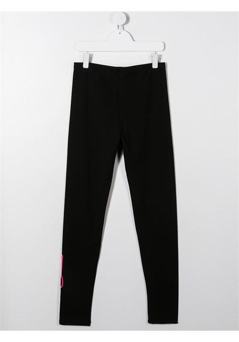 Leggings nero MSGM | LEGGINGS | 025813T11027