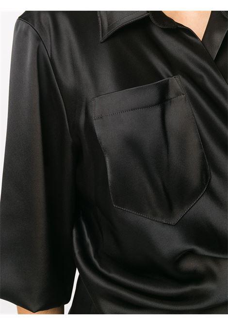 Black dress NANUSHKA |  | NW20CRDR03199BLACK