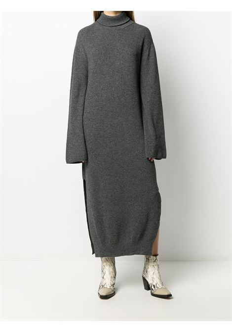 Grey dress NANUSHKA |  | NW20CRDR03797GRAPHITE