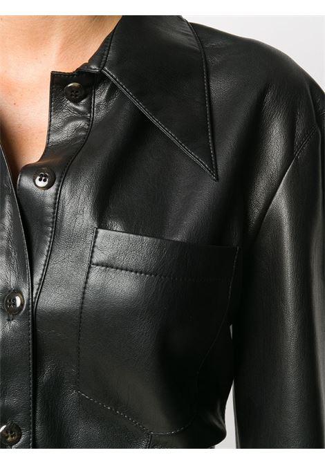 Camicia nera NANUSHKA | CAMICIE | NW20PFSH00999BLACK