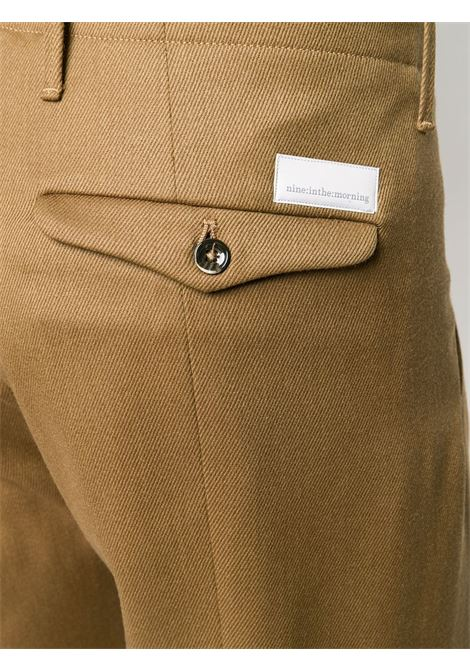 Brown trousers NINE INTHE MORNING |  | 9FW20KE28CAMEL