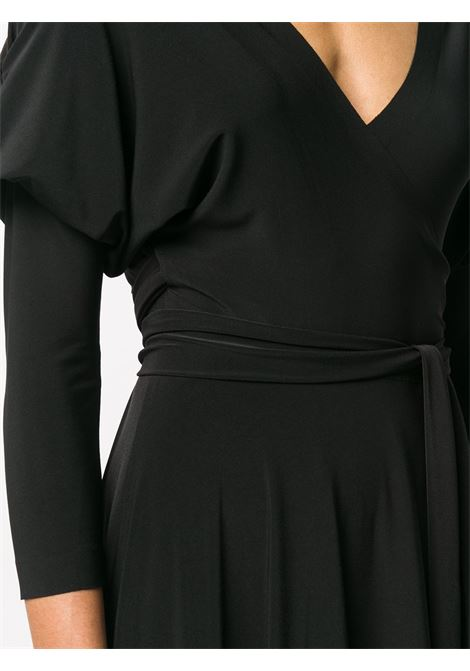 Black dress NORMA KAMALI | DRESS | KK1203PL220001BLACK
