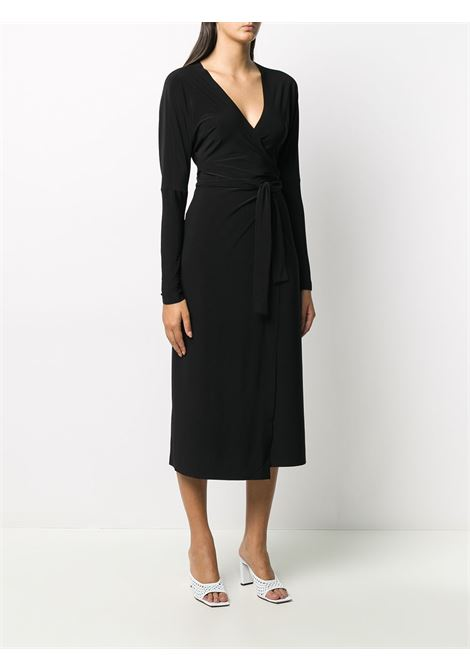 Black dress NORMA KAMALI | DRESS | KK1203PL221001BLACK