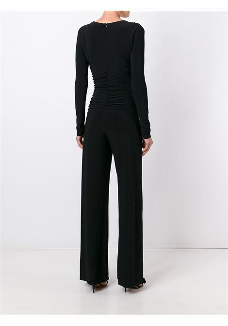 Black jumpsuit NORMA KAMALI |  | KK326JPL335001BLACK