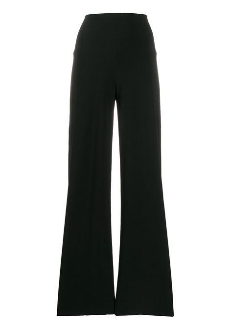 Pantalone nero NORMA KAMALI | PANTALONI | KK4257PL111001BLACK