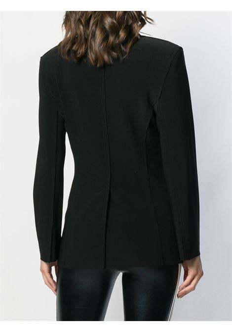 Black jacket NORMA KAMALI | JACKETS | KK4264PL157001BLACK