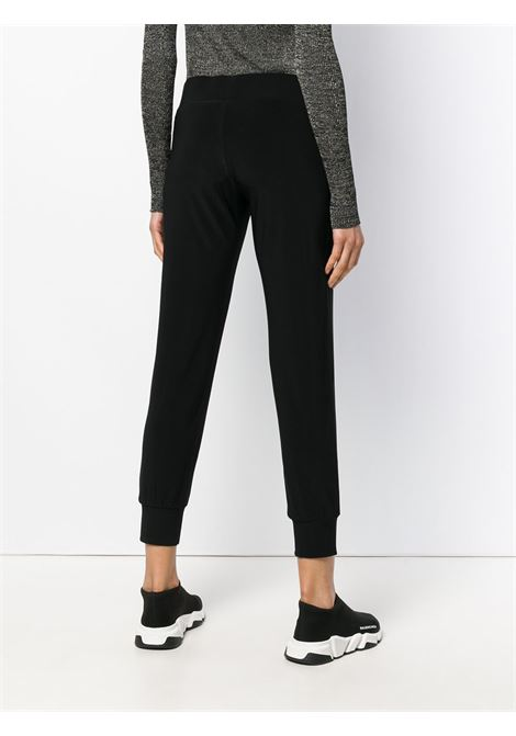 Black pants NORMA KAMALI | TROUSERS | KK4267PL026001BLACK