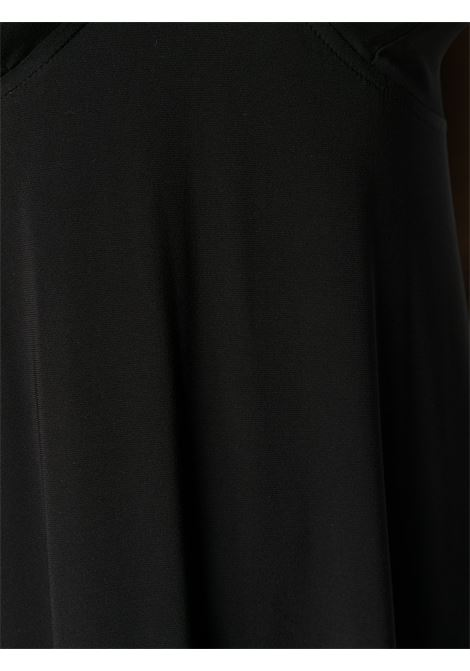 Black dress NORMA KAMALI | DRESS | KK4283PL164001BLACK