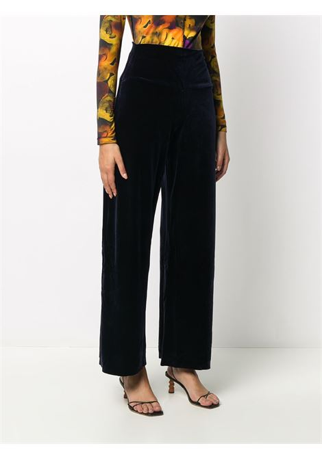 Black trousers NORMA KAMALI | TROUSERS | ST2207VE111012MIDNIGHT