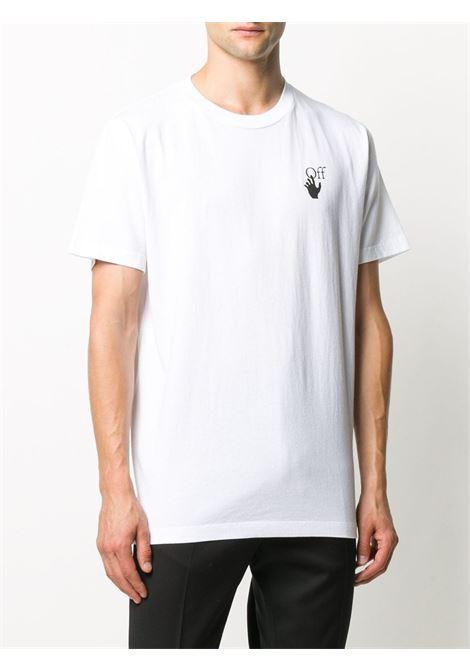 White t-shirt OFF WHITE |  | OMAA027F20FAB0040110